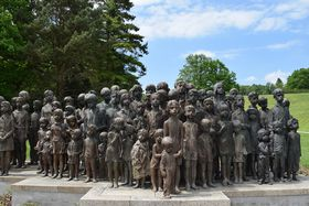 El Memorial de Lidice, foto: Ondřej Tomšů