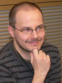Tomáš Kudrna, photo: Marián Vojtek