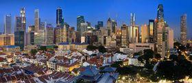 Сингапур, фото: Someformofhuman CC BY-SA 3.0