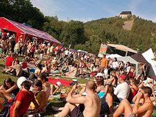 Festival České hrady.cz en Točník (Foto: www.ceskehrady.cz)