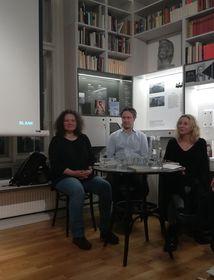 Božena Správcová, Mirko Kraetsch und Birgit Kreipe (Foto: Jana Burczyk)