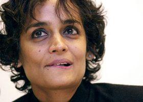 Arundhati Roy, photo: CTK