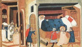 El asesinato de Santa Ludmila