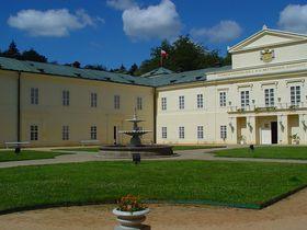 Foto: Archivo del palacio de Kynžvart