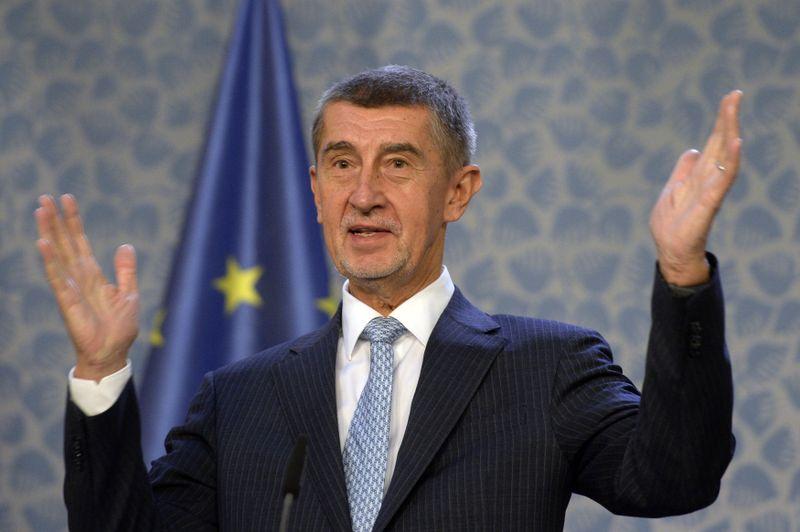 Czech Prime Minister Andrej Babiš, photo: ČTK / Kateřina Šulová
