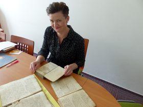 Jitka Sobotková, photo: Klára Stejskalová