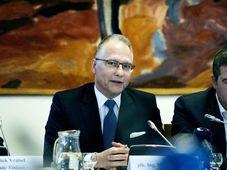 Michal Koudelka, foto: Michaela Danelová, ČRo