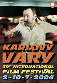 Афиша Международного кинофестиваля в Карловых Варах