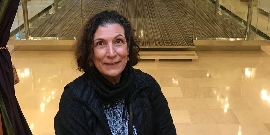 Alma Guillermoprieto, foto: Juan Pablo Bertazza