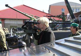 Karla Šlechtová, foto: Jana Deckerová, Ejército Checo