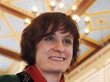 Martina Sáblíková, foto: ČTK