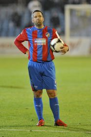 Pavel Horváth of Viktoria Plzeň, photo: CTK