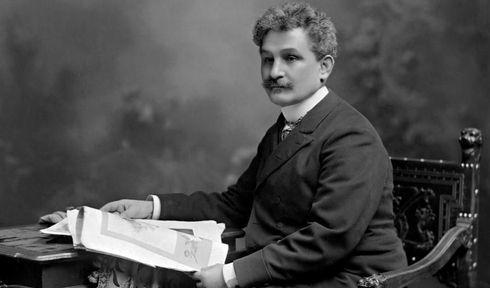 Leoš Janáček, photo: Moravské zemské muzeum Brno