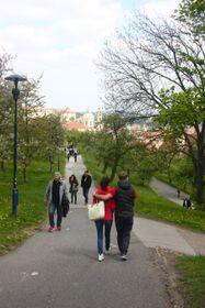 Petřín, foto: Štěpánka Budková