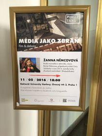 СМИ как оружие, Фото: Катерина Айзпурвит