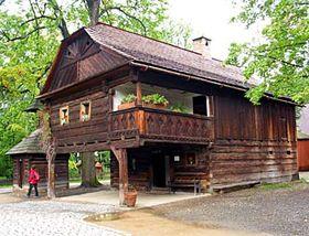Valašské muzeum vpřírodě vRožnově pod Radhoštěm, foto: Barbora Němcová