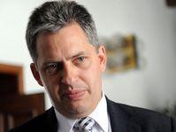 Jiří Dienstbier, photo: Filip Jandourek, ČRo