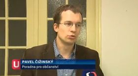 Pavel Čižinský, photo: CT24