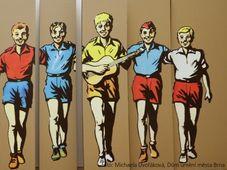 Rychlé šípy, photo: Michaela Dvořáková, Dům umění města Brna