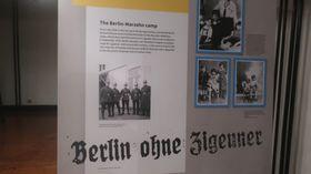 "Ausstellung ""Rassendiagnose: Zigeuner"" (Foto: Martina Schneibergová)"