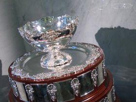 Copa Davis, foto: Kristýna Maková