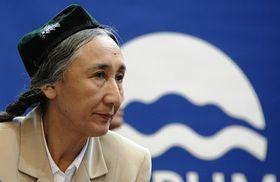 Rebiya Kadeer, foto: ČTK