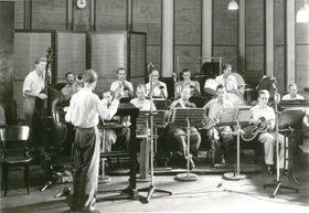 Big Band radiofónica de Gustav Brom, foto: APF ČRo