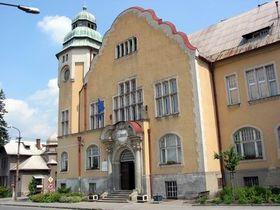 Ayuntamiento de Jablunkov, foto: Andrea Fajkusová