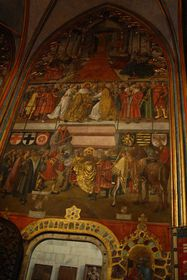 La chapelle de Saint Venceslas dans la cathédrale Saint-Guy de Prague, photo : Eva Turečková