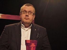 Мартин Громан (Фото: Чешское телевидение)