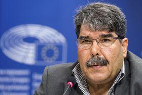 Saleh Muslim, photo: CTK