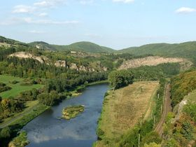 Бероунка, фото: Hynek Moravec, CC BY 3.0 Unported