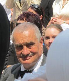 Karel Schwarzenberg, photo: Martina Schneibergová