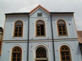 Synagoge Hartmanice (Foto: Autorin)