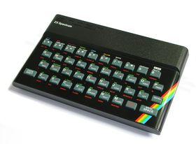 Sinclair ZX Spectrum, foto: Bill Bertram, CC BY-SA 2.5