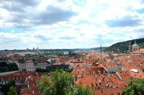 Прага, Фото: Йолана Новакова, Чешское радио