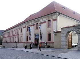 Picadero del Castillo de Praga (Foto: autor)